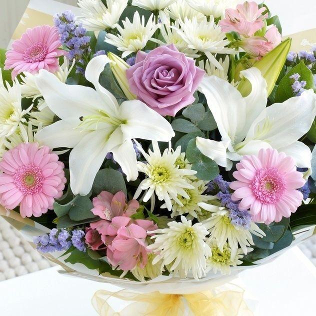 Букет сказочных цветов