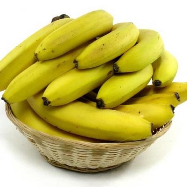 Корзинка  с бананами