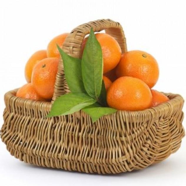Корзинка апельсинов