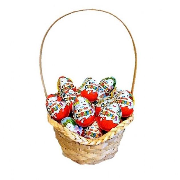 Корзина со сладостями №5