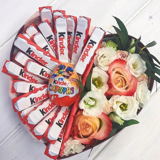 Коробочка со сладостями №2