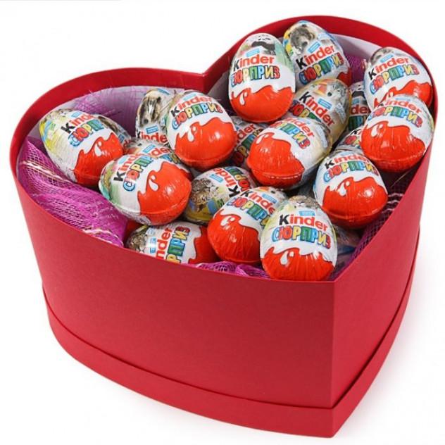 Коробочка со сладостями №5